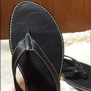Coach Shoes - Coach Debbie Sandal size 7.5
